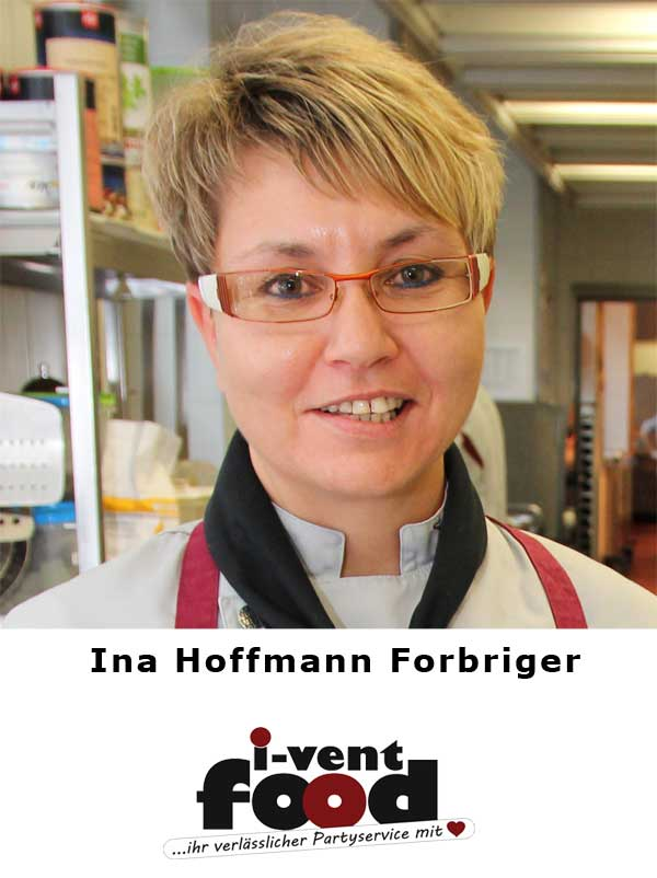 Ina-Hoffmann-Forbriger von i-vent food catering